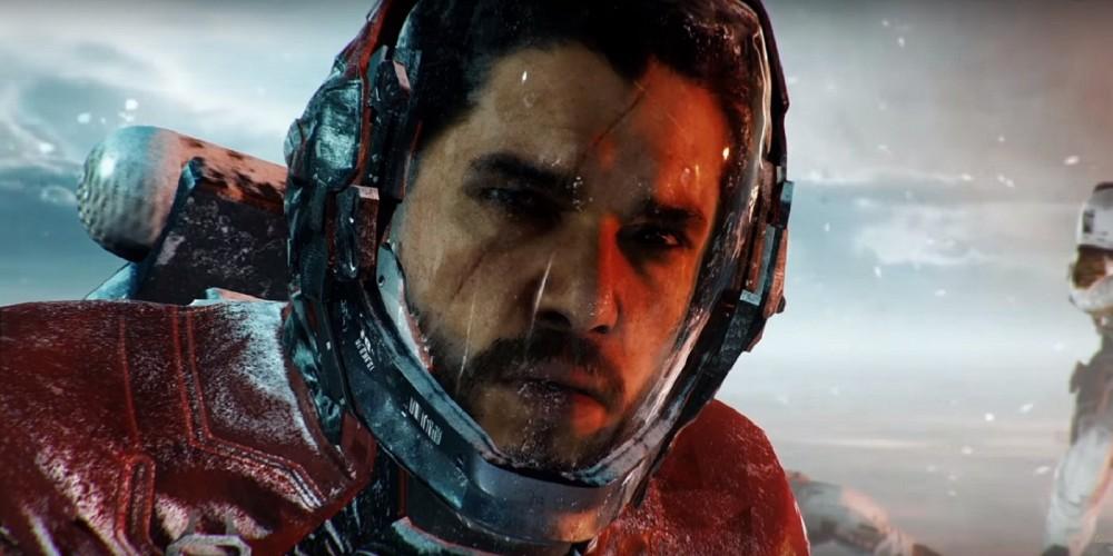 Kit Harrington er superhelt i Game of Thrones og superskurk i Infinite Warfare.