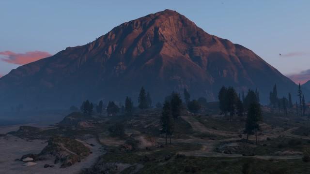 Jakten på Mount Chiliad fortsetter.