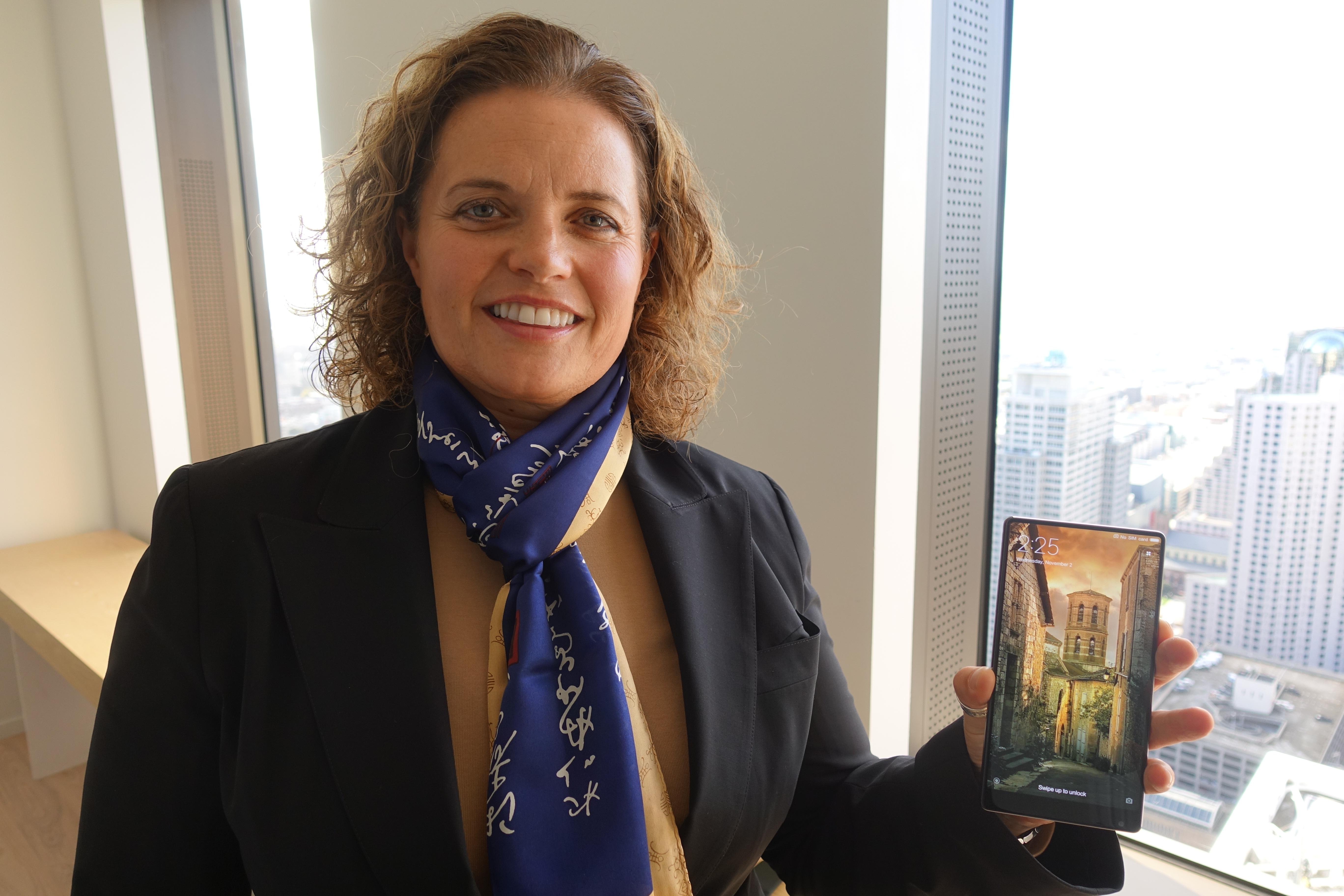 Laila Danielsen har grunn til å smile bredt over hva selskapet hennes har fått til.