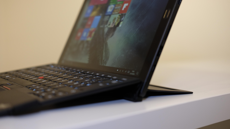 ThinkPad X1 Tablet har like god byggekvalitet som resten av ThinkPad-serien.