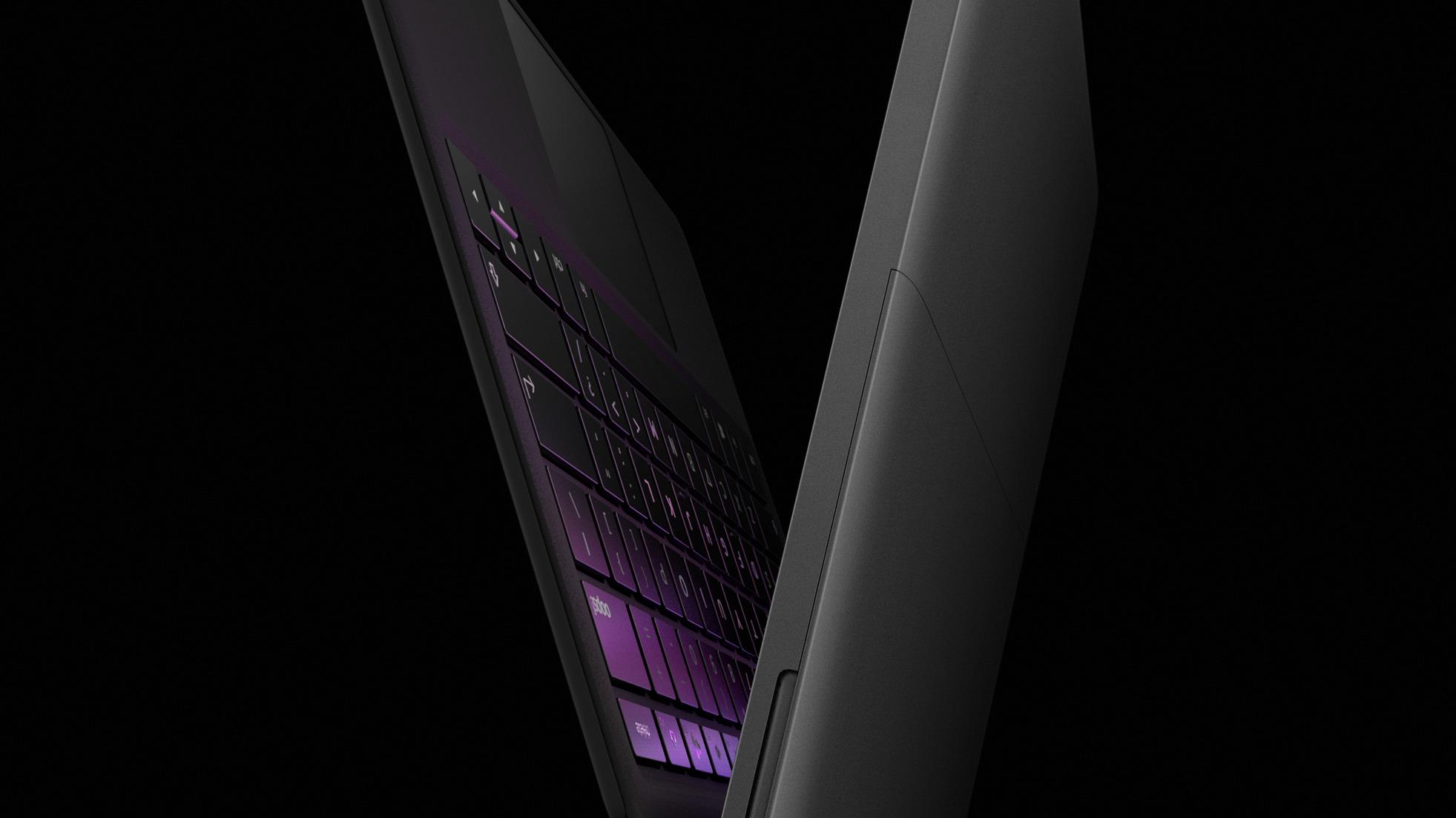 Kan Eve V knuse Surface Pro 4?
