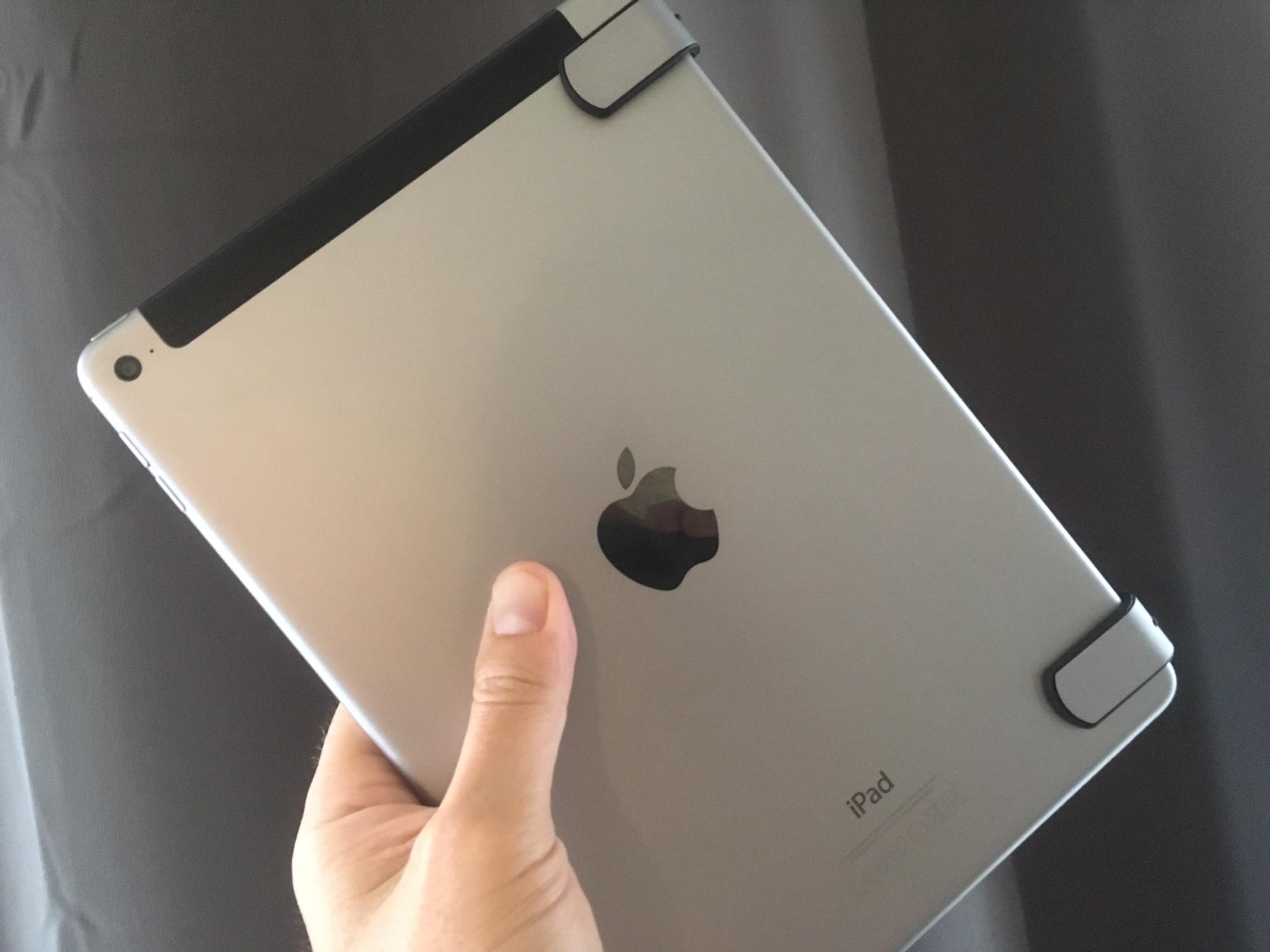 Våren neste år kommer det to nye iPad-modeller, og iPad Air 2 pensjoneres nok til fordel for en med større skjerm, men ikke større totalstørrelse..