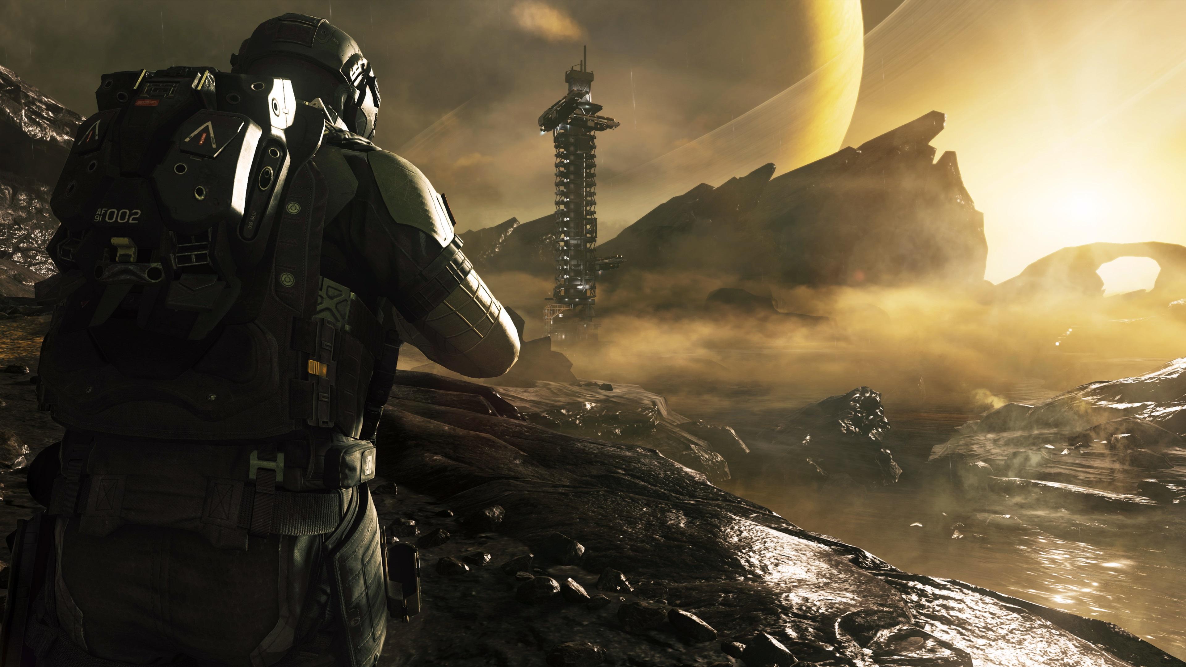 Infinite Warfare gjør det ikke like godt som Black Ops 3.