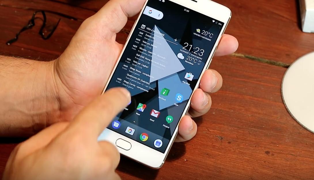 OnePlus 3 kan også installere Cyanogenmod 14.1 Android 7.1.