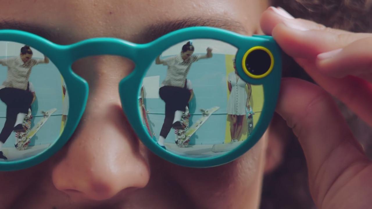 Kan Apple komme med sin egen variant av Snapchats Spectacles?