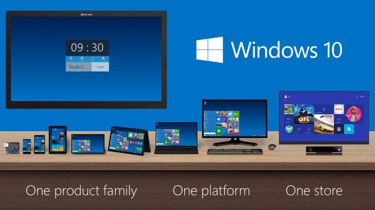 Microsoft satser tungt på UWP.