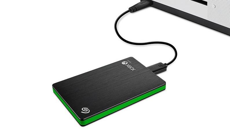 Seagate lover raskere lastetider med ny ekstern SSD til Xbox One.