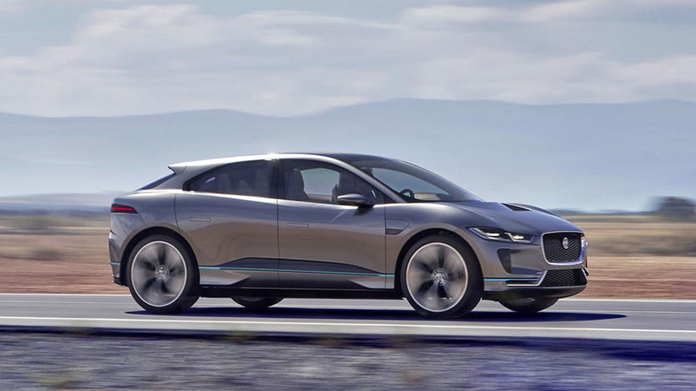 E-Pace blir en direkte konkurrent til Tesla Model X.