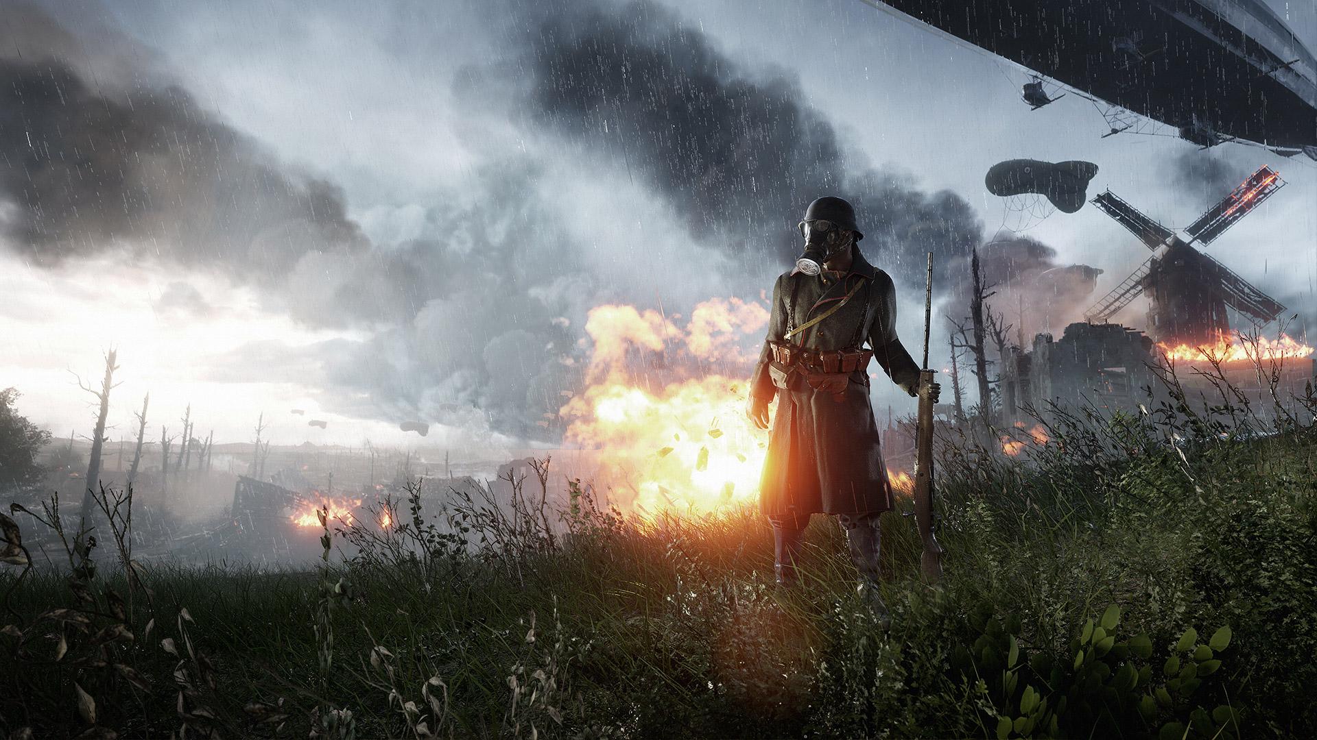 Dice tror at den store høstoppdateringen av Battlefield 1 gjør spillet enda bedre