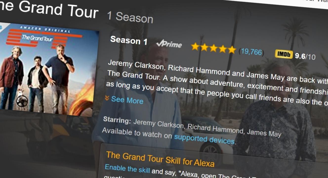 Amazon.co.uk serverer nå video til nordmenn helt uten VPN.