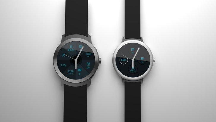 En tidligere lekkasje tyder på at klokkene kan bli slik.