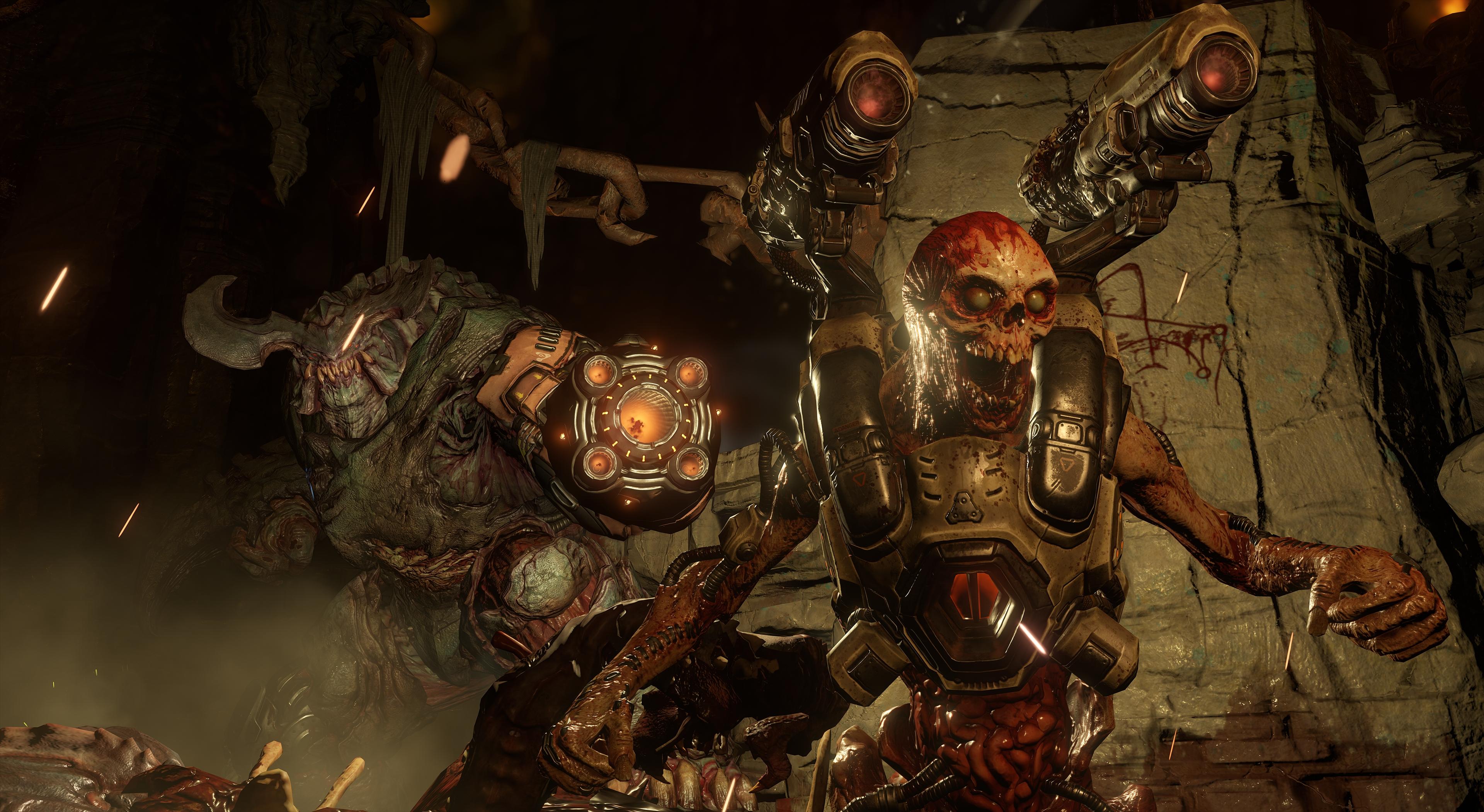 Denuvo-sperren er blitt fjernet fra Doom.