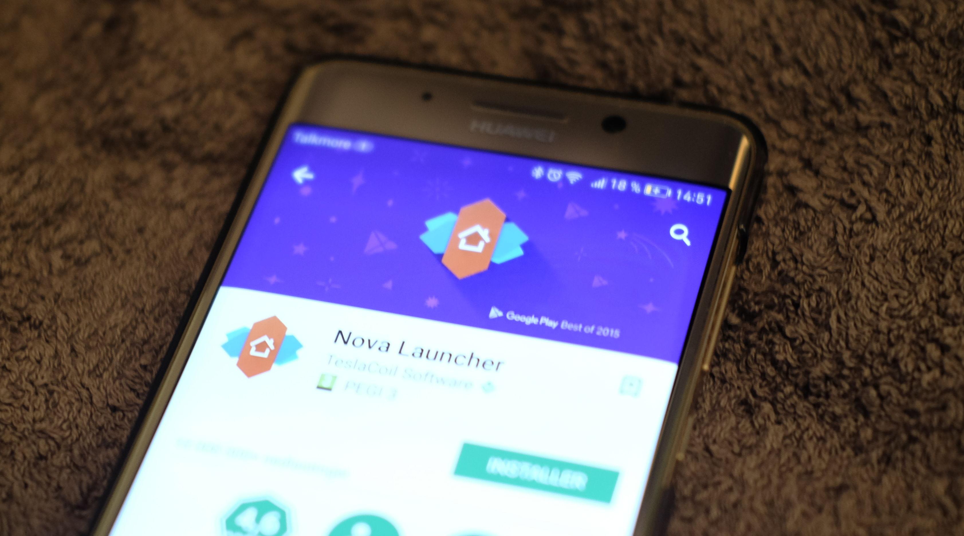 Nova Launcher er nå tilgjengelig i versjon 5.0.