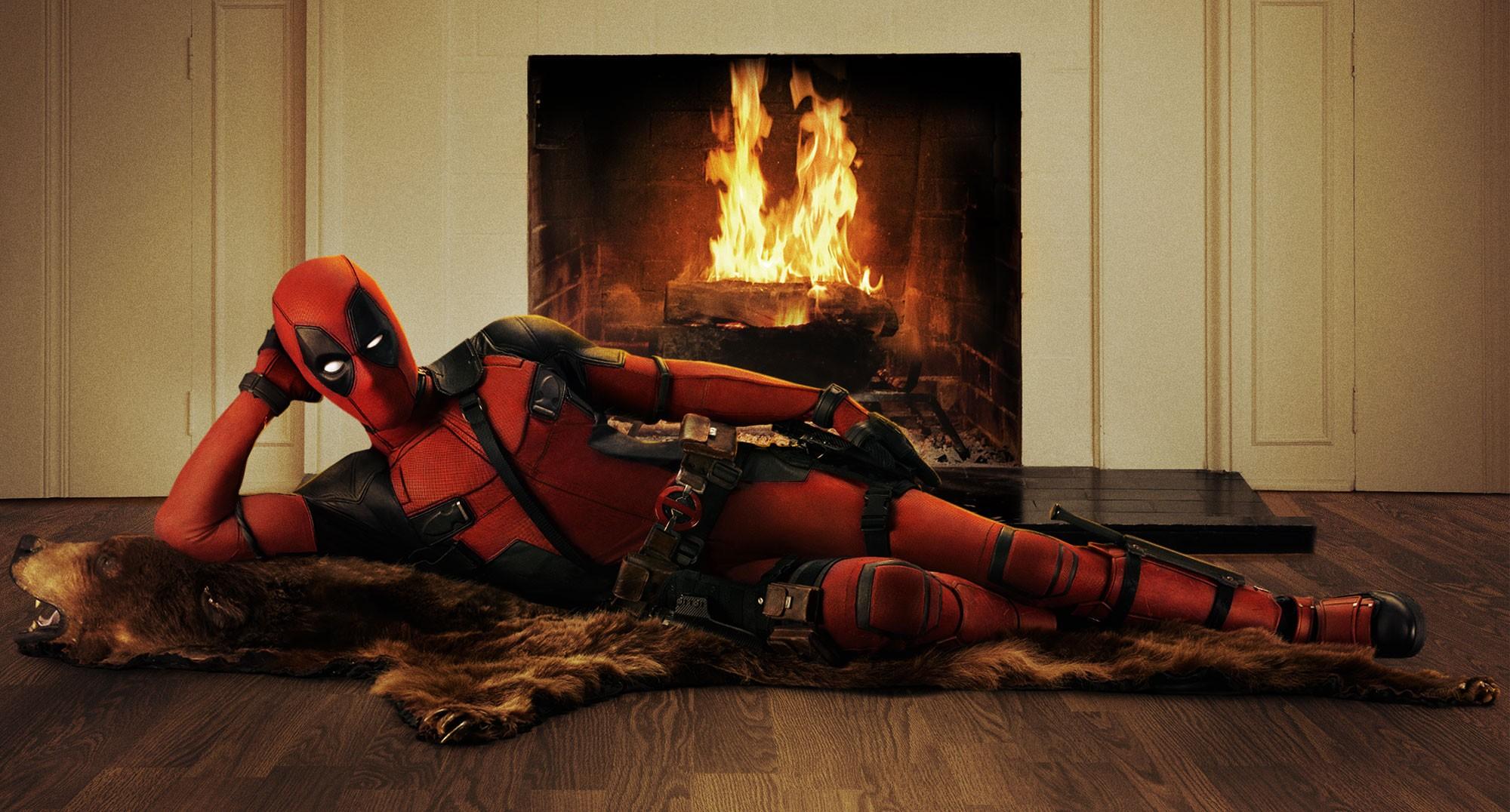 Deadpool er årets mest populære film blant piratkopi-entusiastene.