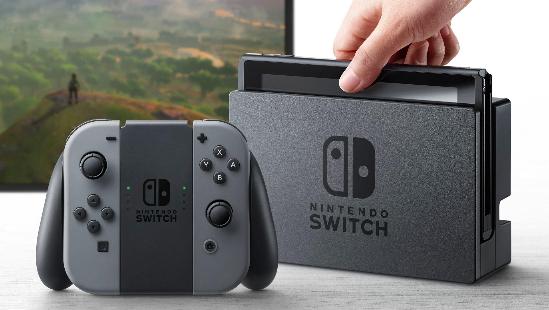 Nintendo Switch-ytelsen går opp når den er koblet til dokkingstasjonen.