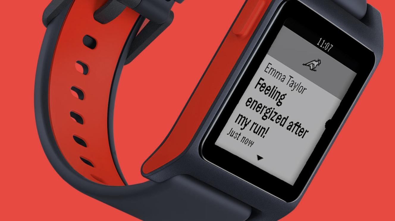 Pebble 2 Heart Rate, en av dee nyeste og siste produktene fra Pebble.