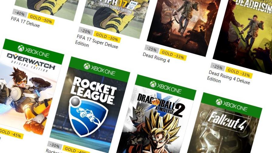Microsoft starter romjulssalget i Xbox Store.