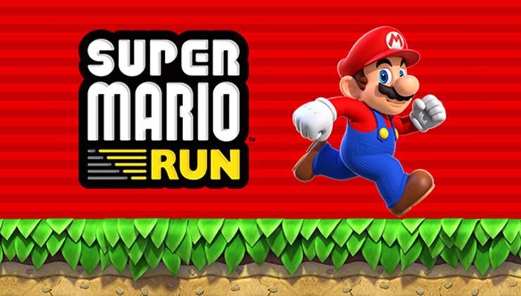 Super Mario Run kommer også til Android.