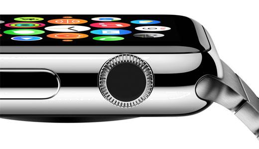 Den digitale kronen kan finne veien til flere av Apples produkter.