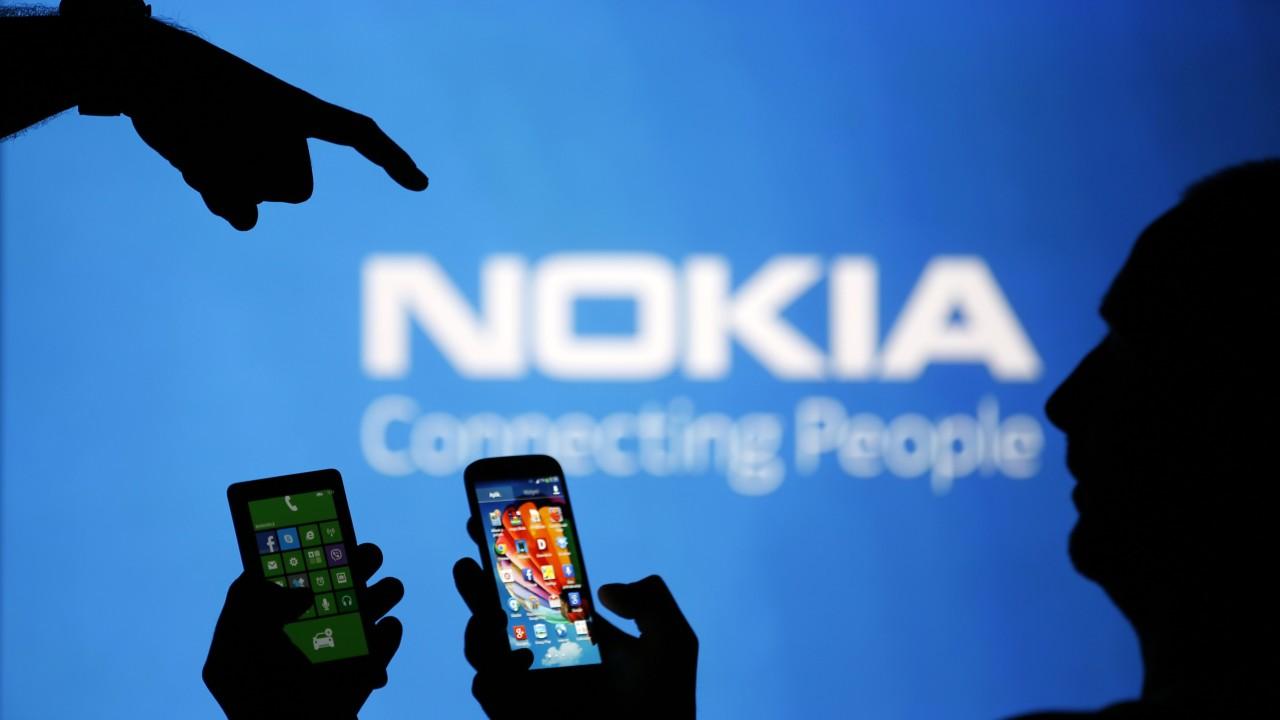 Nokia retter søksmål mot Apple og vice versa.