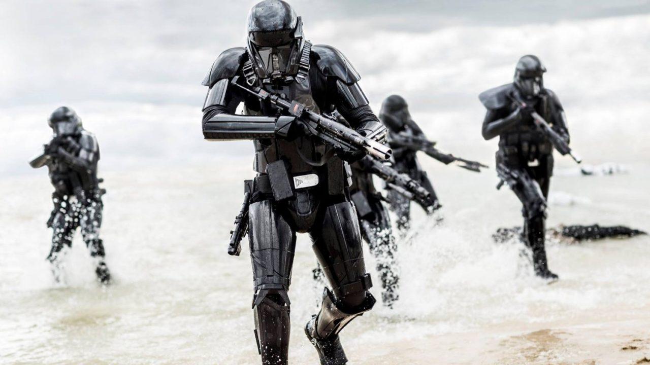 Rogue One: A Star Wars Story er en av toppfilmene denne julen.
