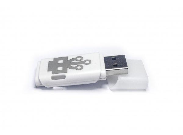 USB-killer overvelder vertsmaskinen med -220V spenning og fortsetter prosessen inntil den kobles fra.