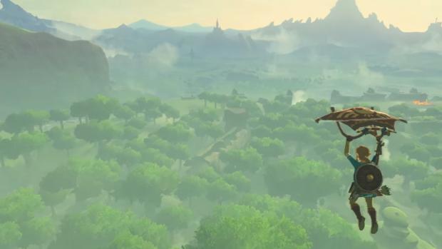 Nintendo Switch er kanskje ikke kraftig nok til å drive The Legend of Zelda: The Breath of the Wild med høyere oppløsning.