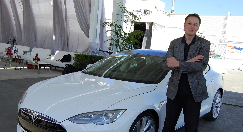 Elon Musk har startet testgravingen.