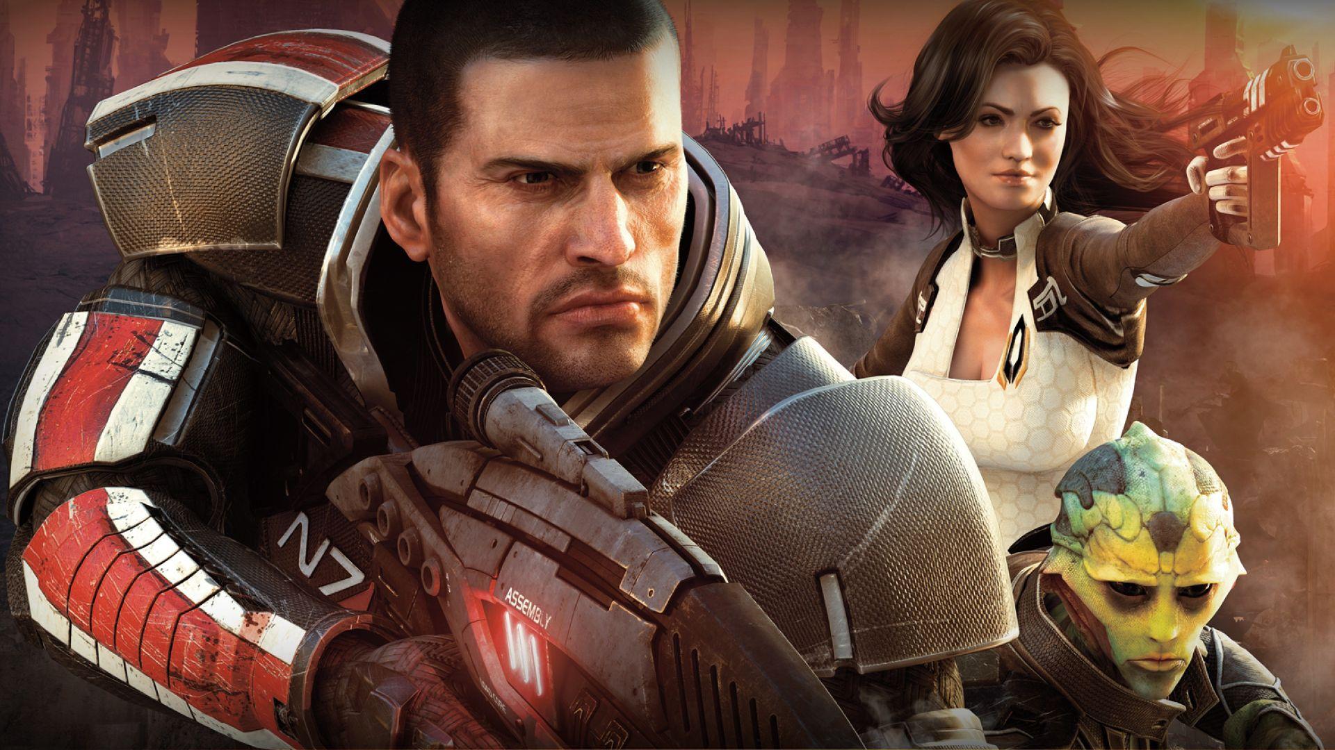 Mass Effect 2 kan lastes ned gratis.