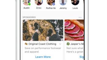 Facebook har startet testingen av sponsede innlegg i Messenger.