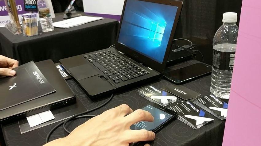 Flere produsenter tror at smarttelefonen vil være laptopen din i fremtiden.