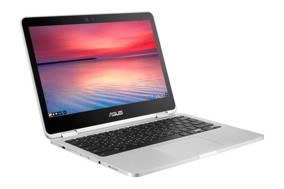 ASUS C302CA er den første Chromebooken med USB-C. Den ventes lansert på CES 2017, men lakk ut tidlig.