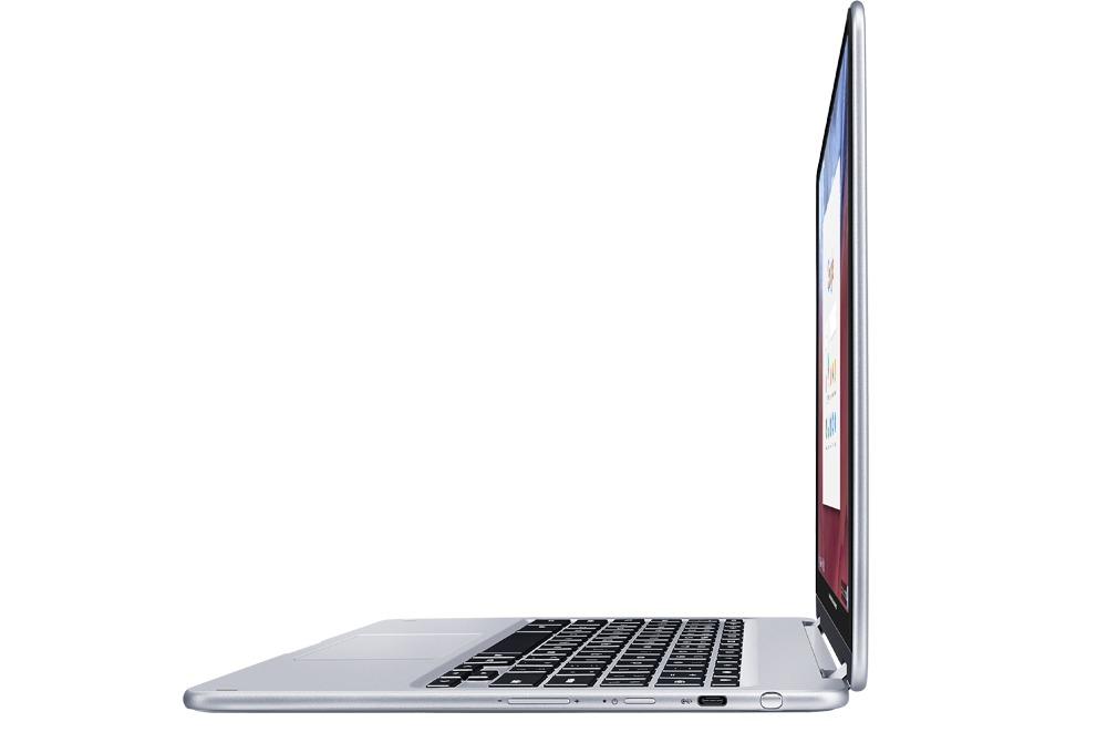 Chromebook Plus er i hvert fall ikke feit.