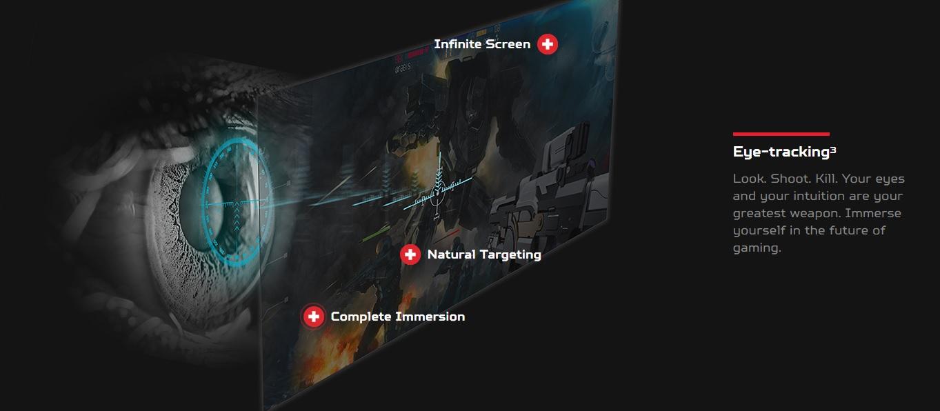 Acers nye spillskjerm prøver nye ting.