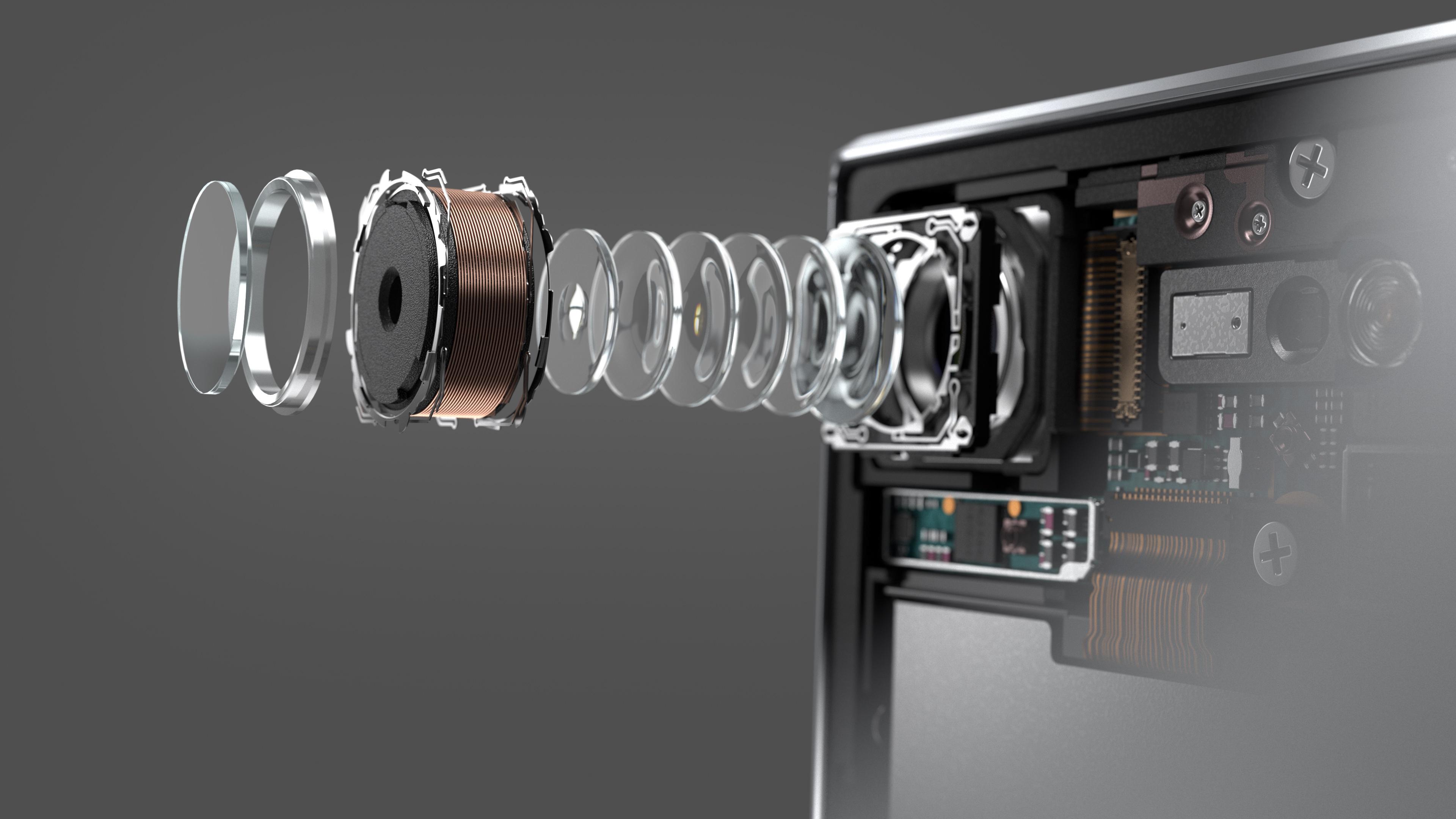 Kameraet kan filme med en frekvens på 960 bilder i sekundet.