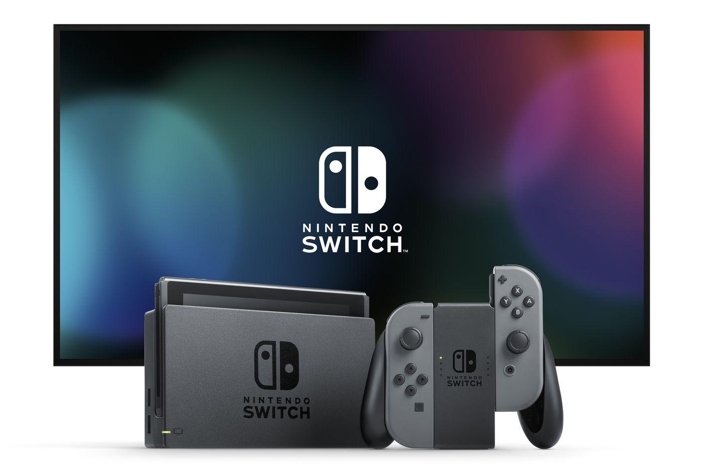 Switch har en egen ytelsesmodus.