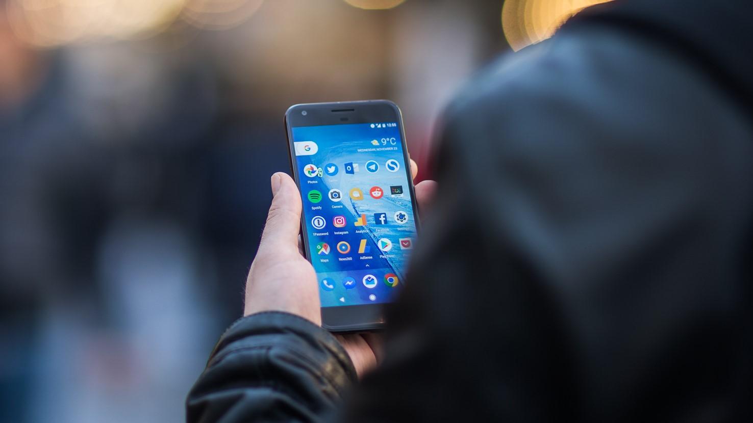 Pixel er en av smarttelefonene med Android 7.