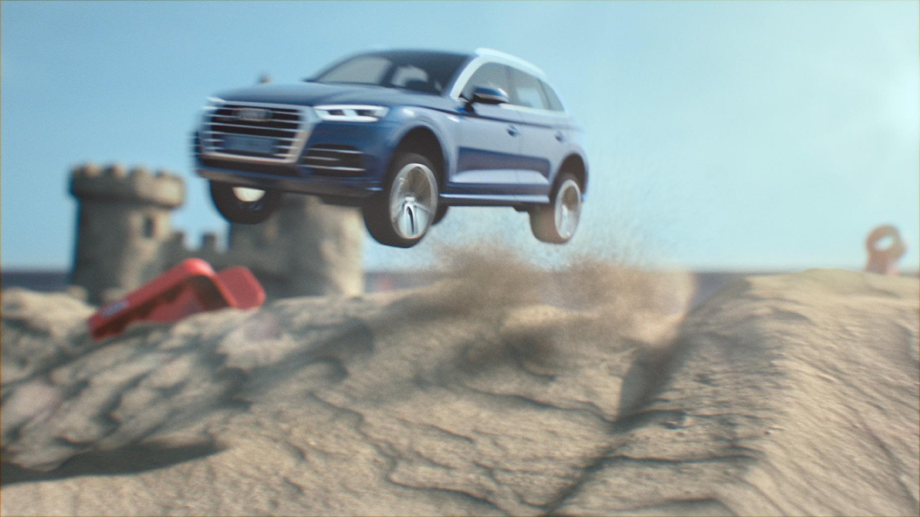 Audi med et spennende VR-konsept.