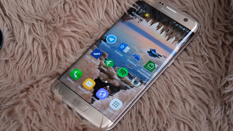 Android 7 for Galaxy S7 lar vente på seg, men snart kan ventetiden være over.