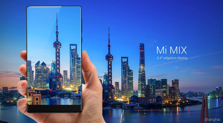 Xiaomi går så det suser, og var først ute med rammeløse mobiler - nå skal de også lage sine egne brikker.