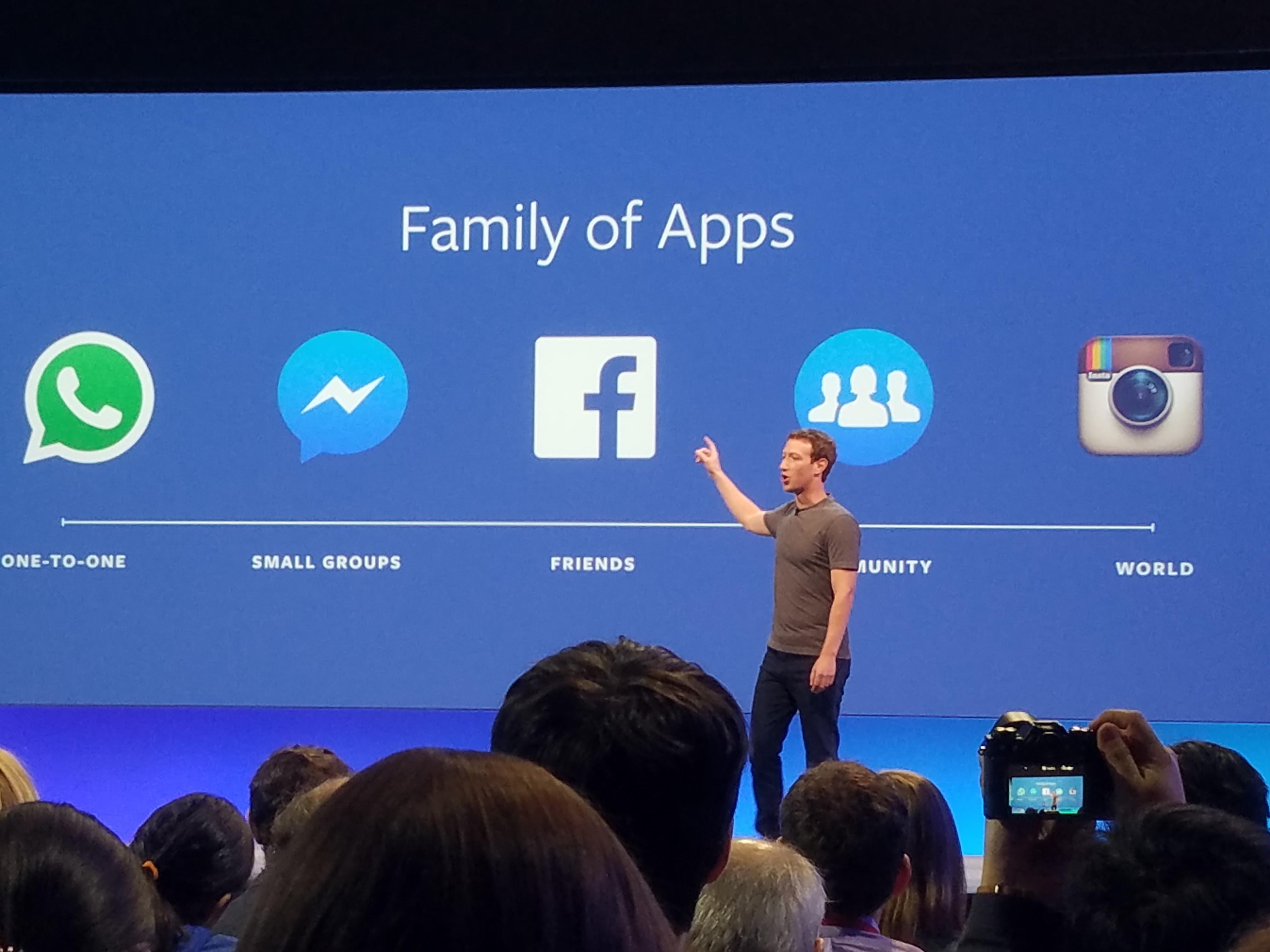 Facebook viser 100 millioner timer med video hver dag - nå skal de lage en app til TV-bokser og satse på orginalt innhold.