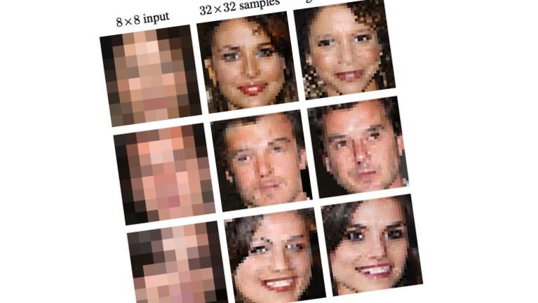 Google Brain gjør uskarpe bilder skarpere.