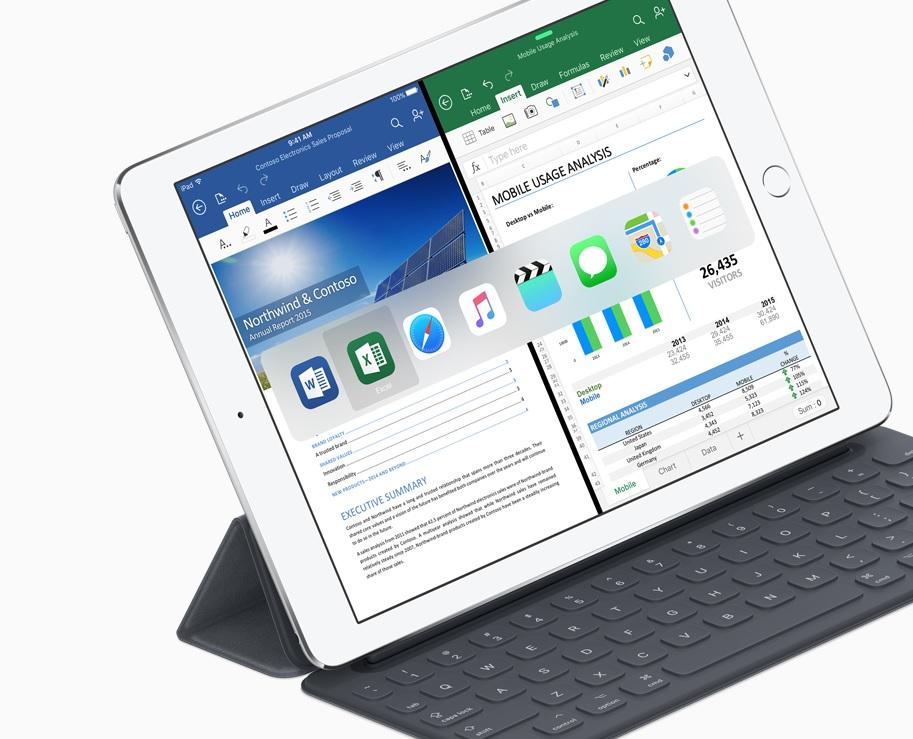 Det er på tide å oppgradere iPad Pro 12,9 og ikke minst iPad Air 9,7