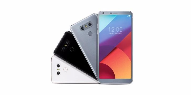 """LG G6 kommer med en 18:9-skjerm som kalles """"Full vision"""" og kan vise atten prosent mer på skjermen enn en """"vanlig telefon."""""""