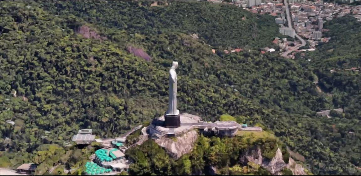 Rio de Janeiro er et av stoppestedene i denne rundturen.