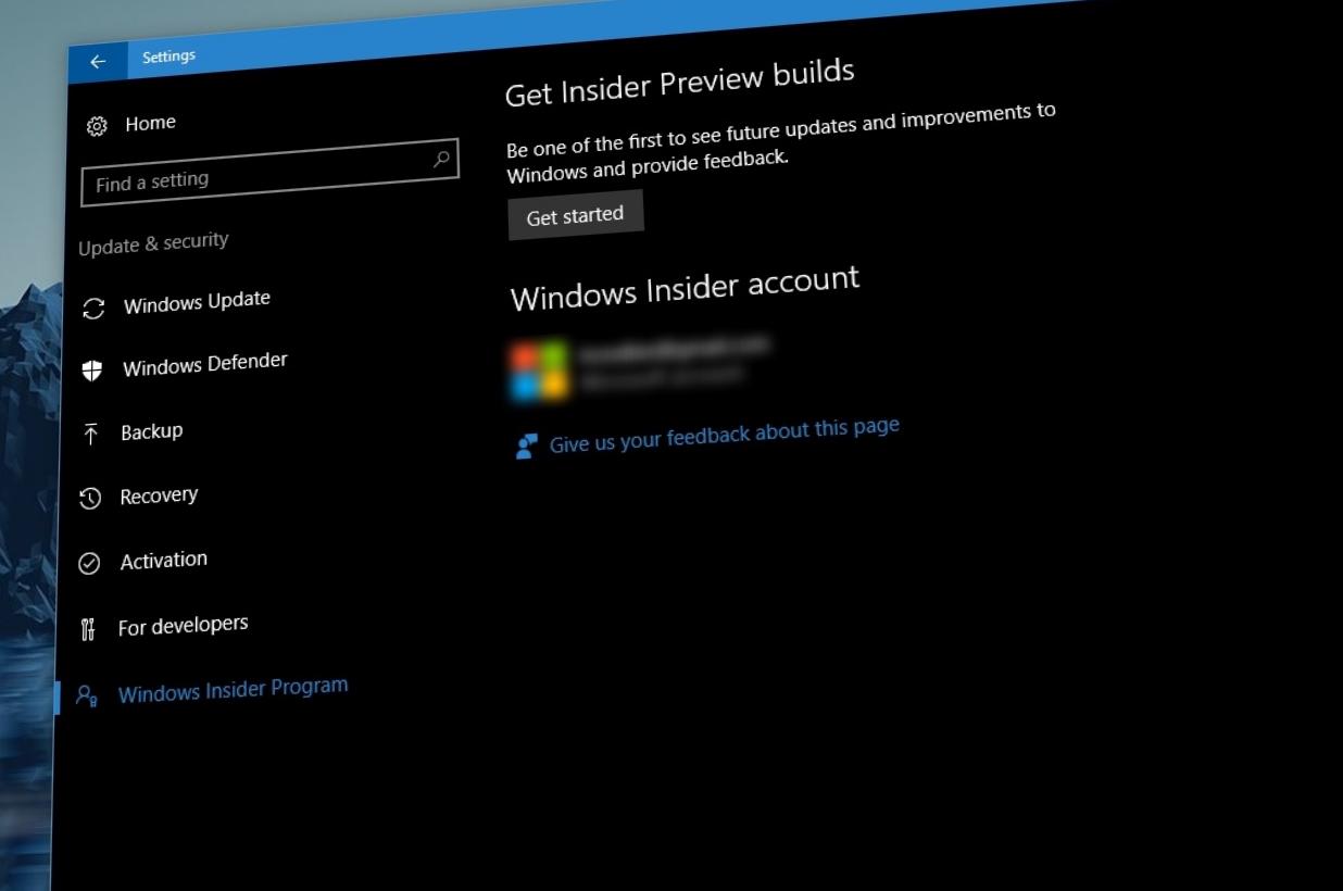 Det kan ta opp til et døgn å få levert den første Windows 10-testversjonen.