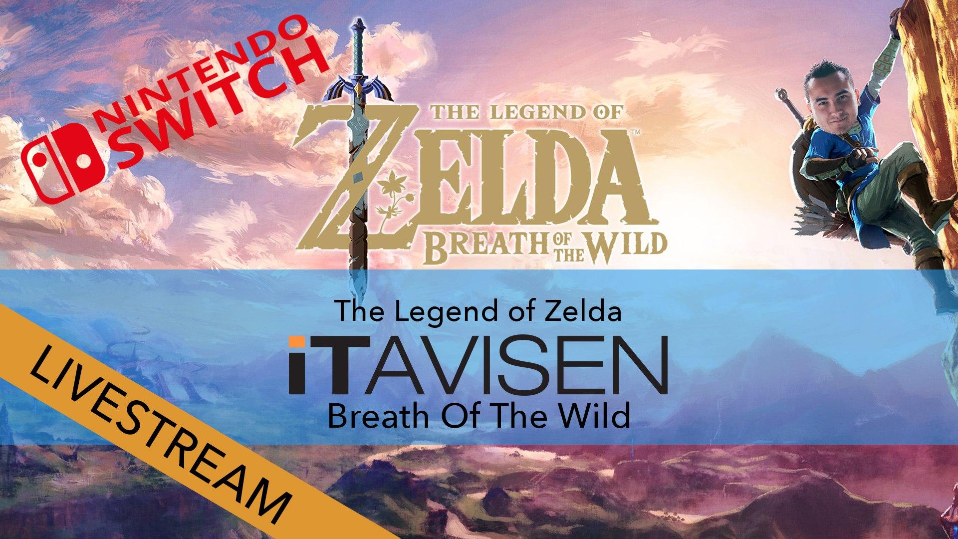 Vi direkstrømmer årets store Nintendo-spill på Nintendo Switch.