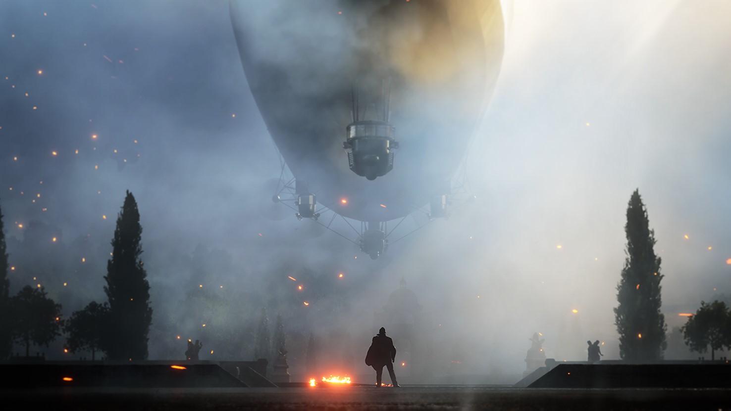 Xbox One-spillerne kan kaste seg ned i skyttergravene i Battlefield 1.
