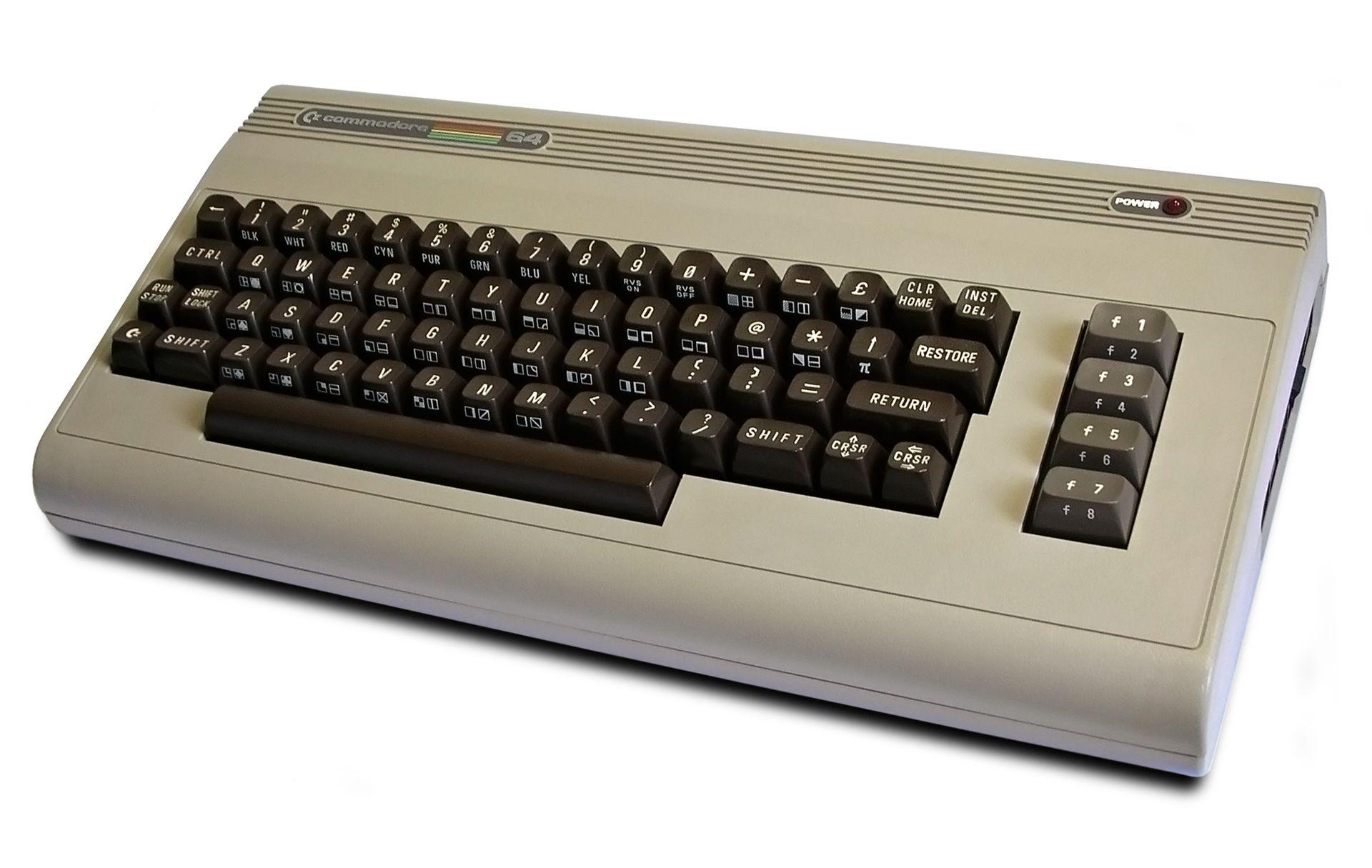 Commodore 64 må se seg slått av Raspberry Pi i totale salgstall for en datamaskin i historien.