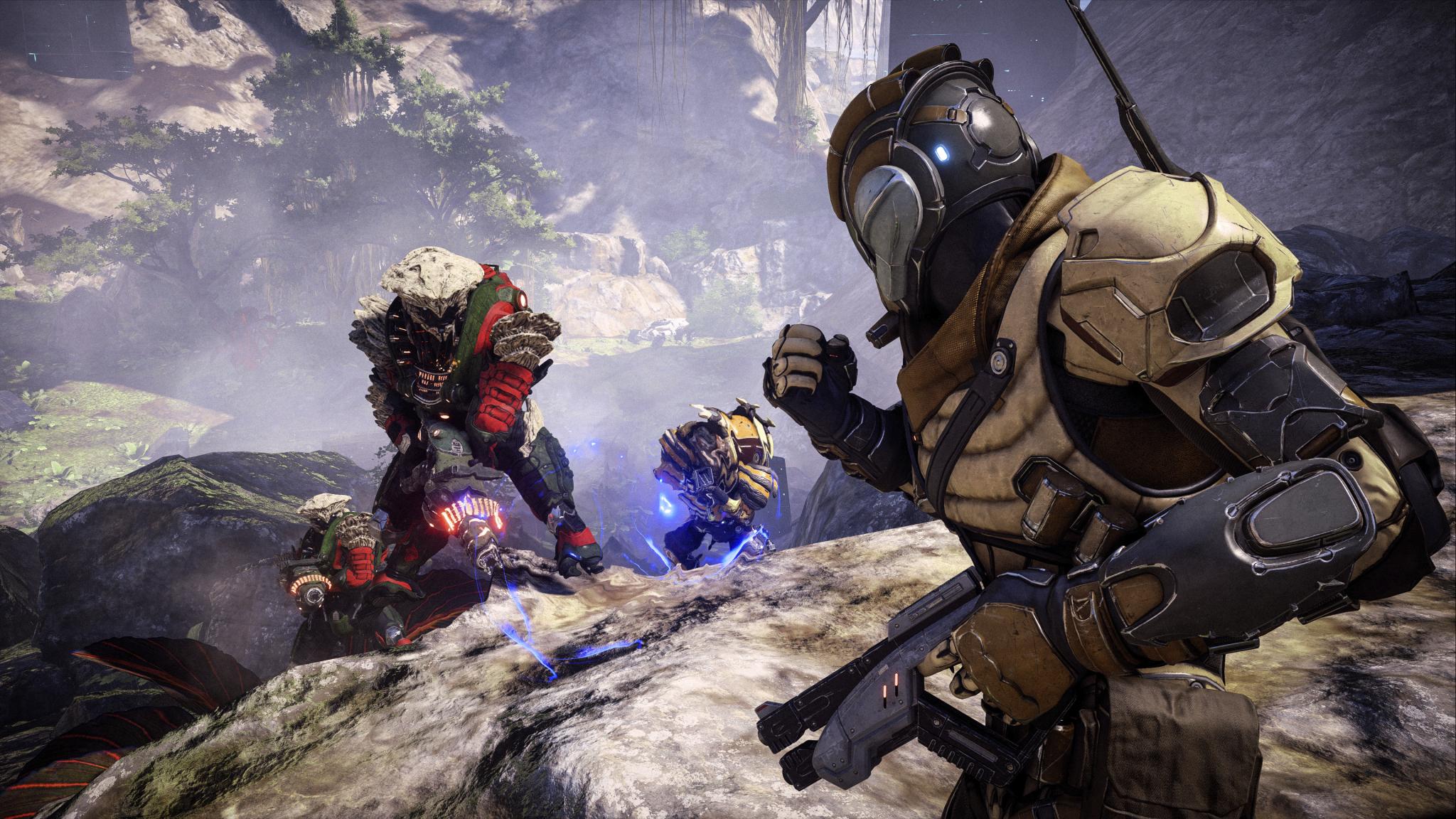 BioWare jobber med å forbedre opplevelsen i Mass Effect Andromeda.